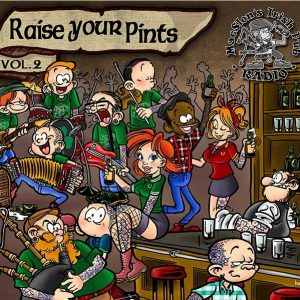MacSlon's Irish Pub Radio - Raise your Pints Vol. 2