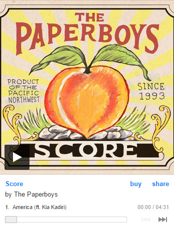 The-Paperboys-Score