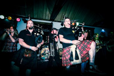 Irish Rock in den Mai am 30.04.2017 in Arnsberg