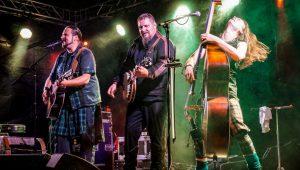 Acoustic Revolution + Weiherer beim Schlossfest Zusmarshausen, 12.08.2017
