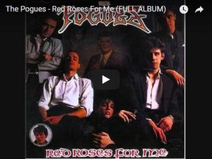 The Pogues - Red Roses For Me (38. Woche)