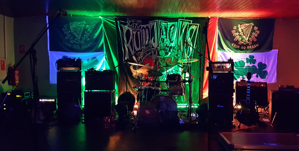 8. Arnsberger Irish Celtic Rock Night, 25.11.2017