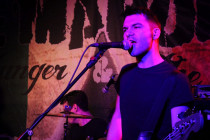 Irish Handcuffs im Keller Klub in Stuttgart, 11.03.2017