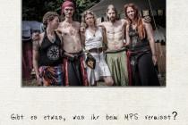 Mimisch gesagt - Interview Getreue Schar,  MPS Bückeburg 1