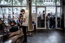 The Dead South Bremen, Café Karton