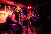 The Mahones im Keller Klub in Stuttgart, 11.03.2017